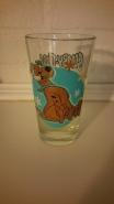 scooby doo glass
